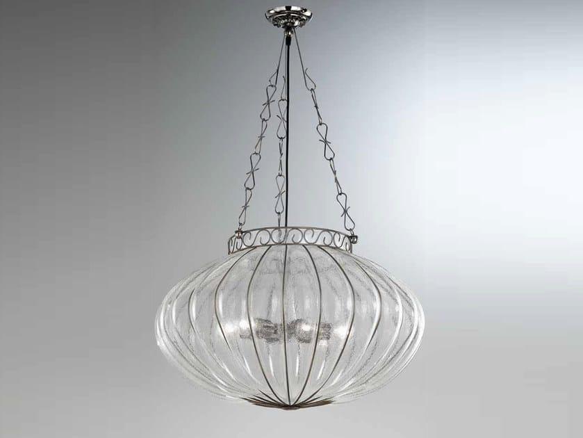 Murano Gl Pendant Lamp Harem Ms 132
