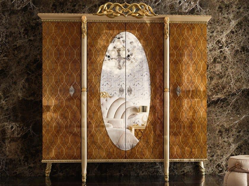 Mirrored wardrobe HARMONY | Wardrobe by A.R. Arredamenti