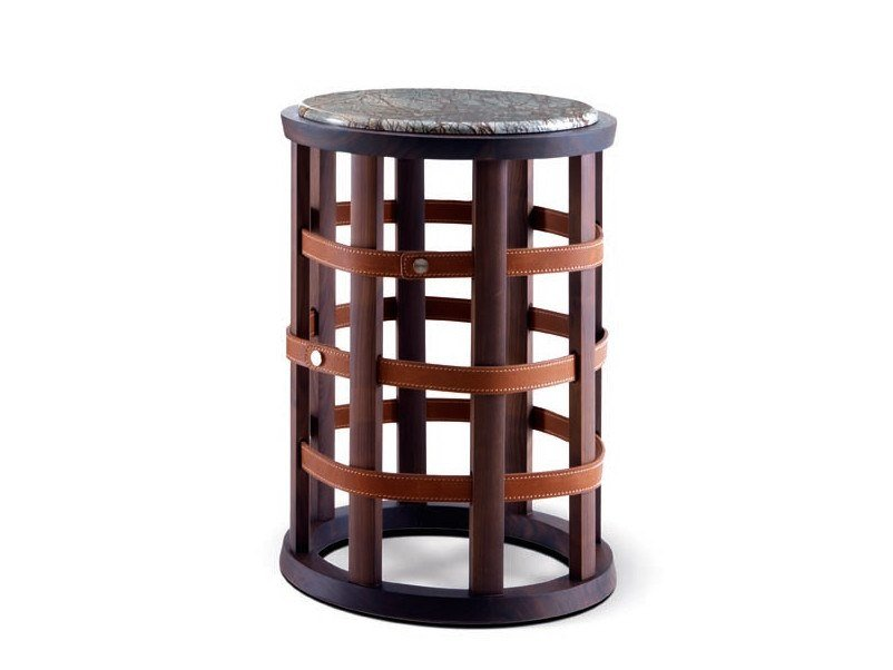 Round coffee table HARRIS - 712106 | Coffee table by Grilli