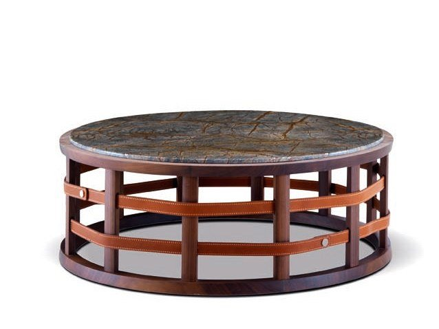Round coffee table HARRIS - 712107 | Coffee table by Grilli