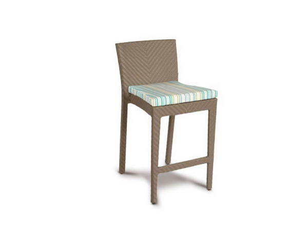 Barstool with footrest HAVANA | Barstool by 7OCEANS DESIGNS
