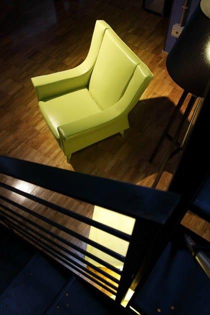 Bergere leather armchair HAVANA BERGERE by BodemaBergere leather armchair HAVANA BERGERE By Bodema design Giuseppe  . Havana Leather Armchair. Home Design Ideas