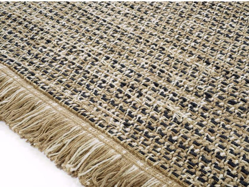Rectangular rug HAVANA by Élitis