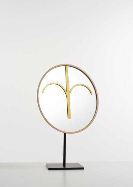 Mirror HAWA by Colé Italia