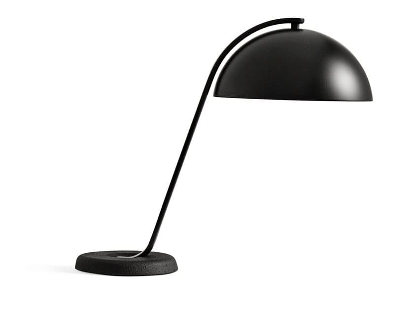 Lampada da tavolo a LED in alluminio HAY - CLOCHE BLACK by In Stock