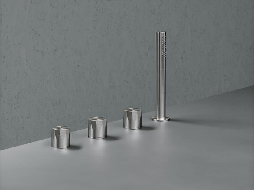 Mitigeur de baignoire avec douchette HB 15 97 by Quadrodesign