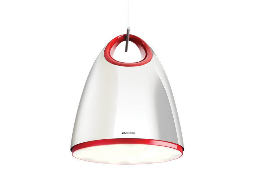 LED resin pendant lamp HB 886 by FLASH DQ