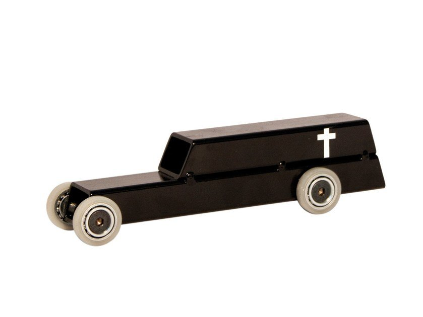 Game for children HEARSE by Magis