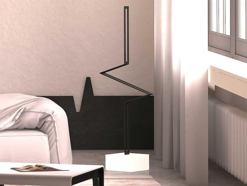 Metal floor lamp HEART   Floor lamp by Boffetto