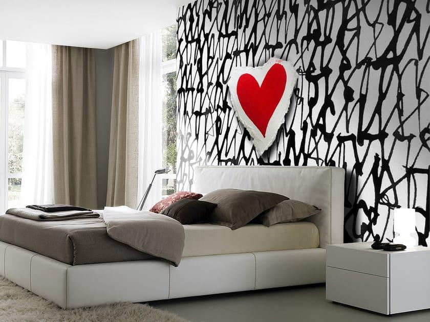 Motif wallpaper HEART by Mat&Mat