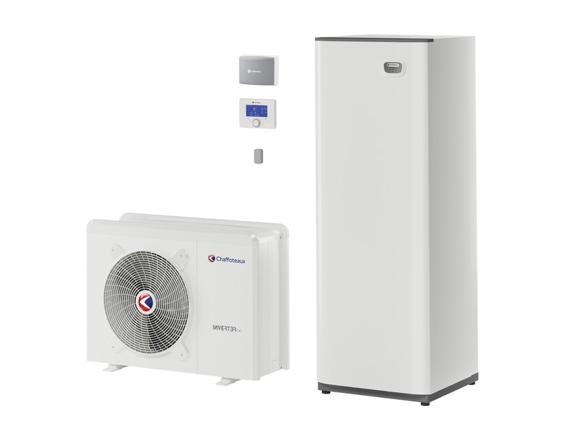 Air to water Heat pump ARIANEXT COMPACT S LINK by CHAFFOTEAUX