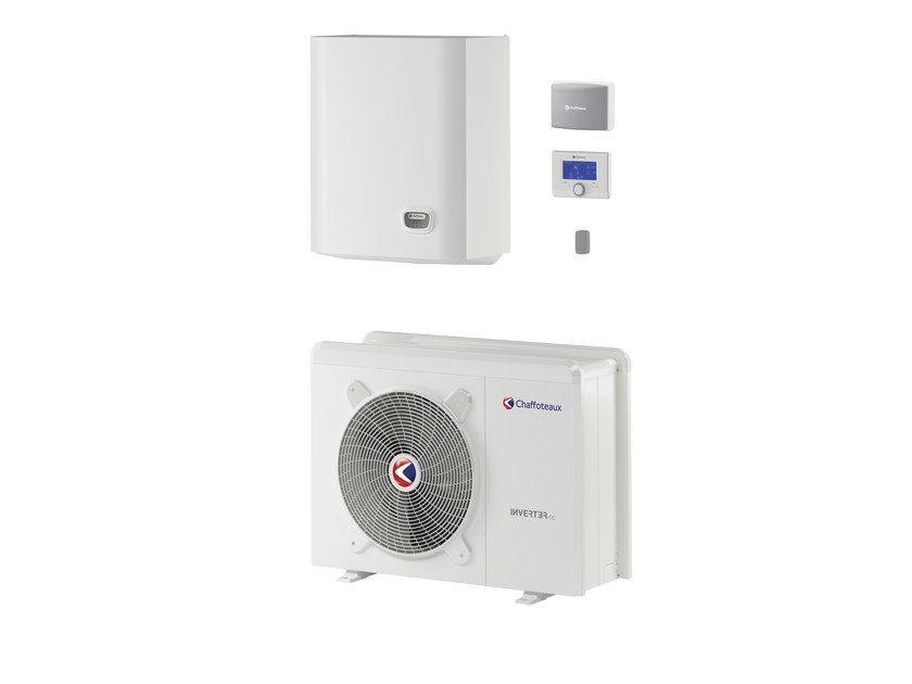 Air to water Heat pump ARIANEXT PLUS S LINK by CHAFFOTEAUX