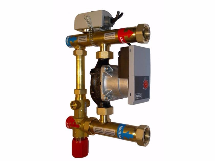 Heat regulation and hygrometric control HEAT REGULATION by Idrosistemi srl