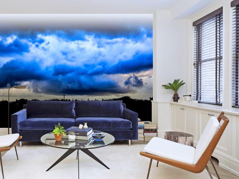 Panoramic landscape wallpaper HEAVEN by Mat&Mat