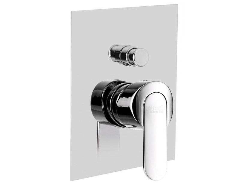 Recessed shower mixer with diverter HEAVEN | Shower mixer with diverter by BIANCHI RUBINETTERIE