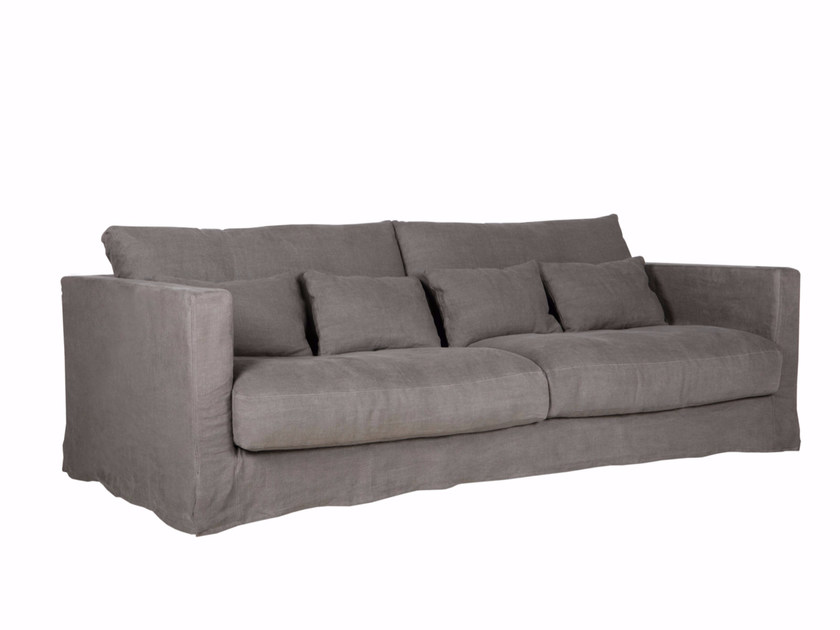 3 seater fabric sofa HEAVEN | Sofa by Sits