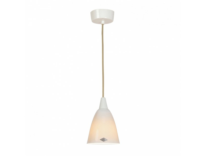 Porcelain pendant lamp with dimmer HECTOR 1 by Original BTC