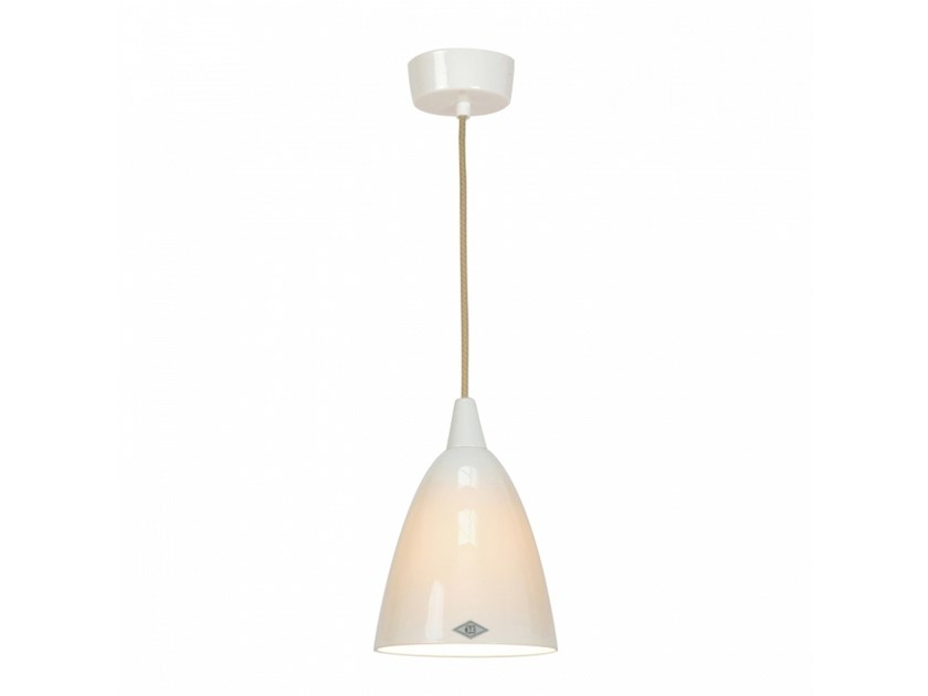 Porcelain pendant lamp with dimmer HECTOR 2 by Original BTC
