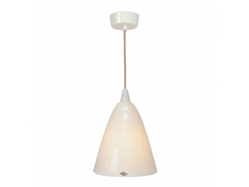 Porcelain pendant lamp with dimmer HECTOR 4 by Original BTC