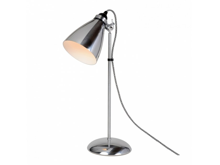Aluminium table lamp with fixed arm HECTOR METAL | Table lamp by Original BTC