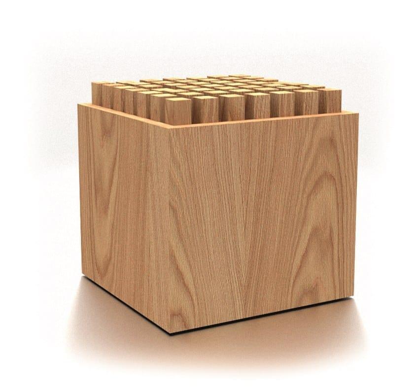 Taburete ergonómico de madera HEDGEHOCK by WaterRower