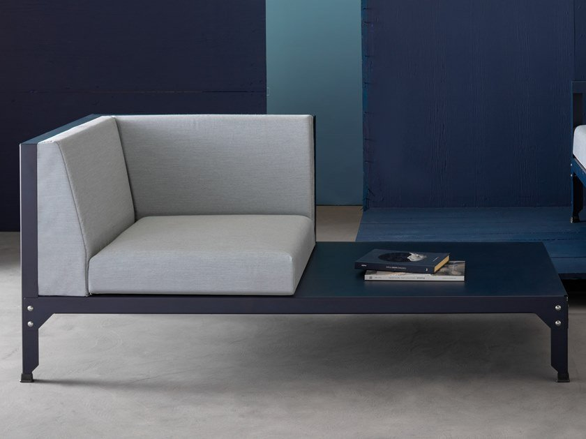 Sectional fabric sofa HEGOA | Sofa by Matière Grise