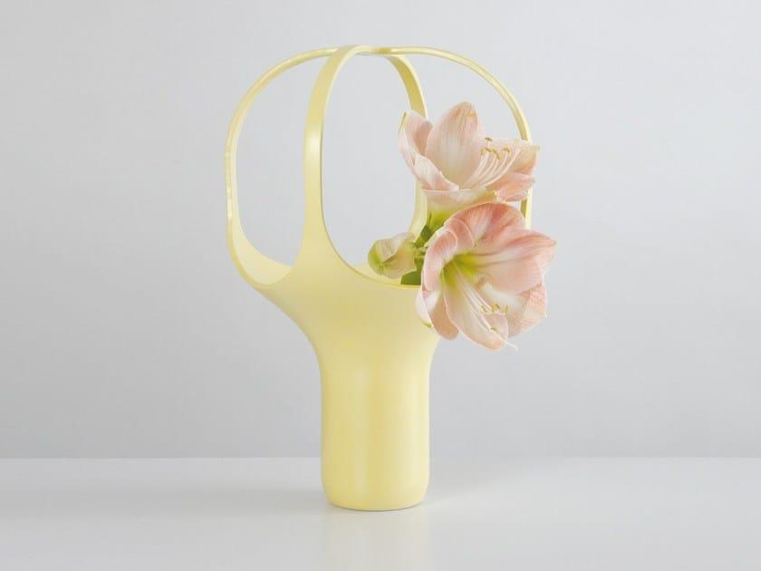 Ceramic vase HEIRLOOM 2 by Moustache