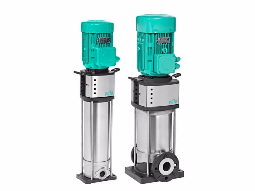 Pompa e circolatore per impianto idrico HELIX V by WILO Italia