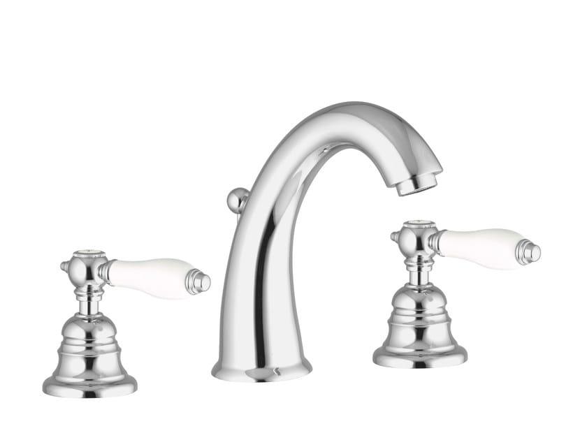 3 hole countertop washbasin tap HEREND F5421 | Washbasin tap by FIMA Carlo Frattini