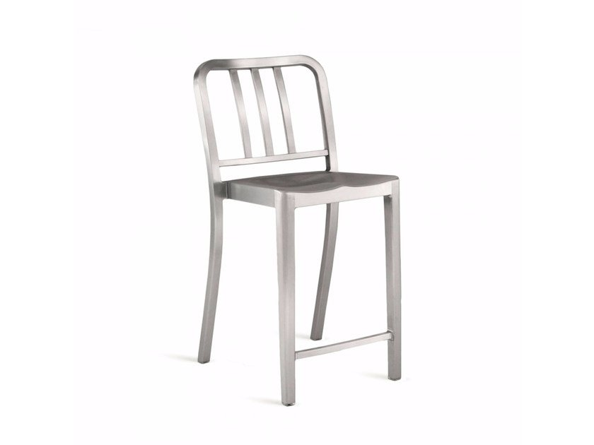 Stackable aluminium chair HERITAGE | Chair by Emeco