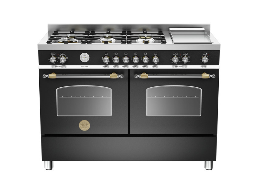 Professional cooker HERITAGE - HER120 6G MFE D by Bertazzoni