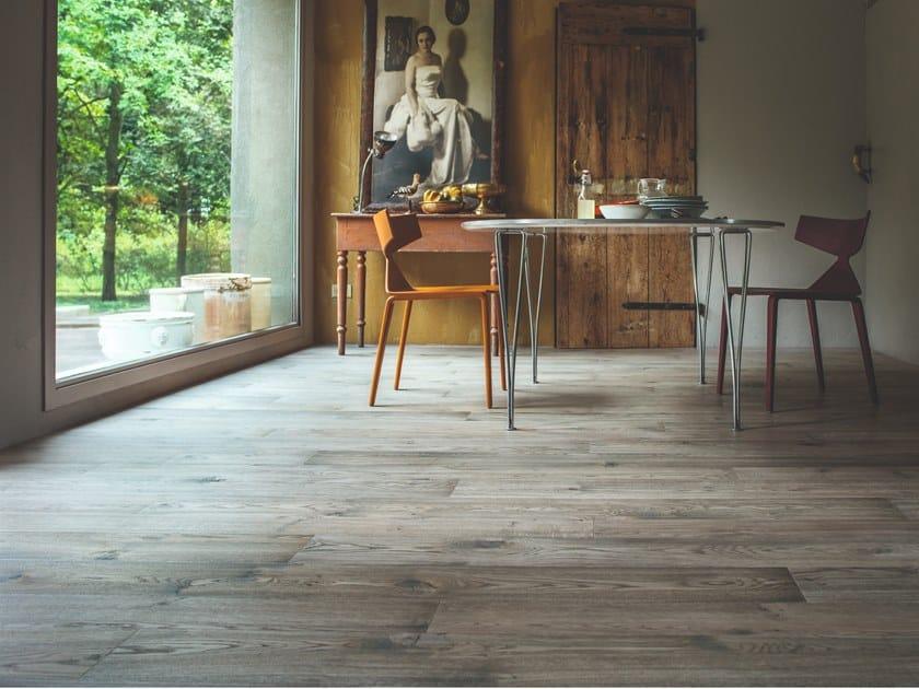 Oak parquet HERITAGE TRACCIA FIESOLE by Listone Giordano