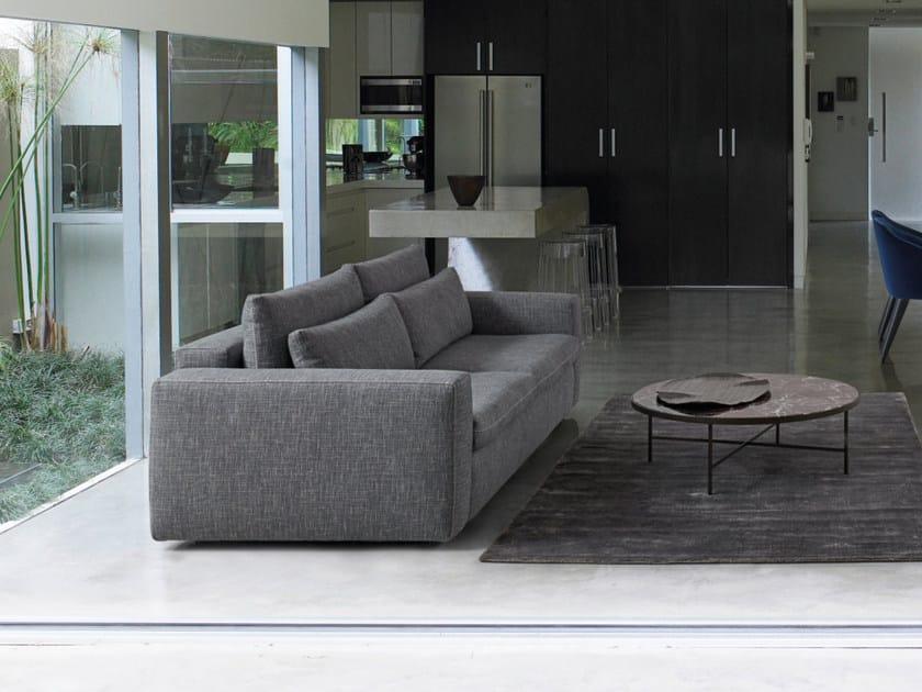 Sectional fabric sofa HERMES | Sectional sofa By Papadatos