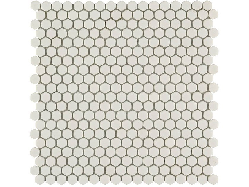 Glass mosaic HEXAGON by BOXER