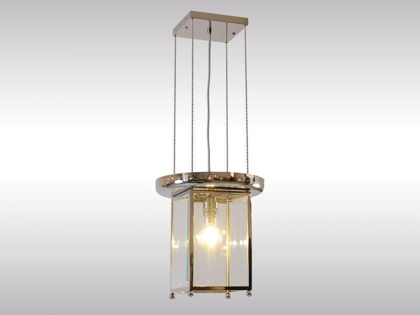 Classic style pendant lamp HH-PENDE-2 by Woka Lamps Vienna