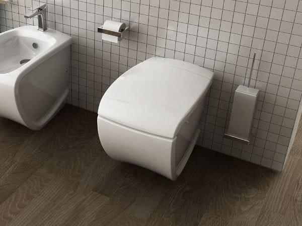 Ceramic toilet HI-LINE | Toilet by Hidra Ceramica