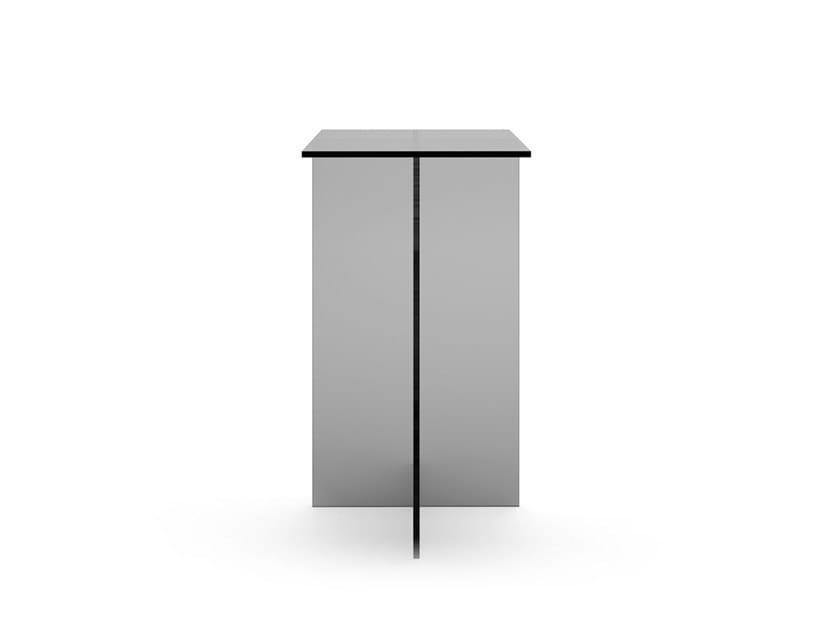 Glass pedestal LIFT + | Pedestal by EXENZA