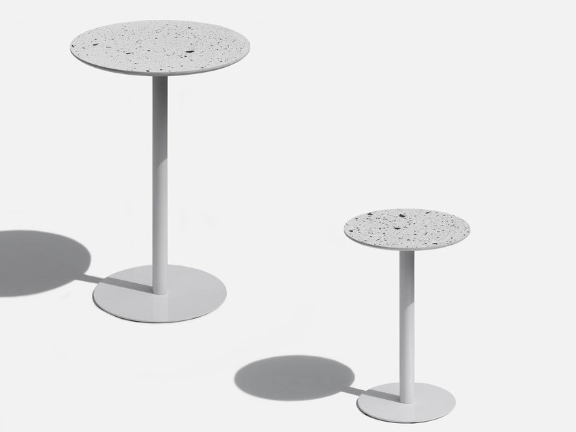 Round high table I | High table by Bentu Design