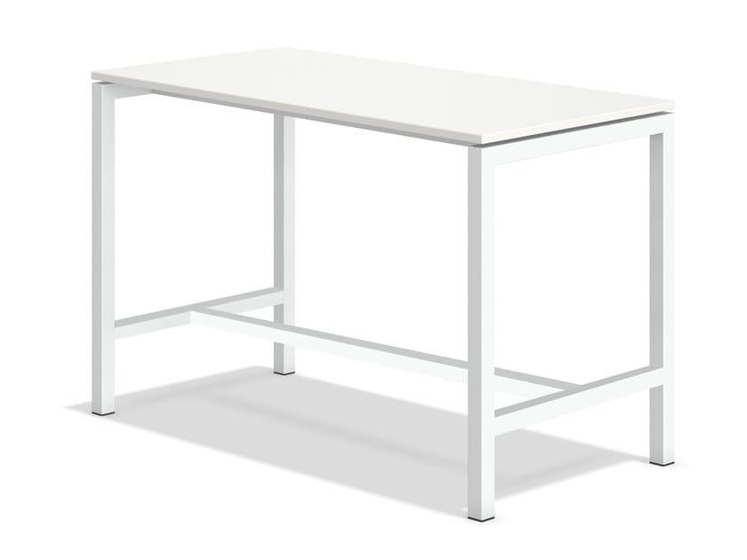 Rectangular high table BOXTER | High table by Casala