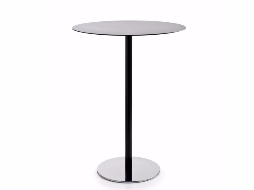 Round HPL high table INTONDO | High table by Luxy