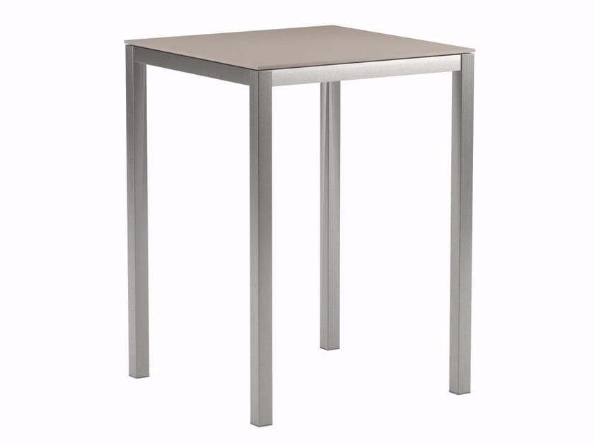 Square high table TABOELA | High table by ROYAL BOTANIA