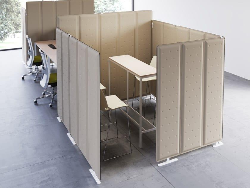 Tavolo alto rettangolare SUITE | Tavolo alto by Steelbox by Metalway