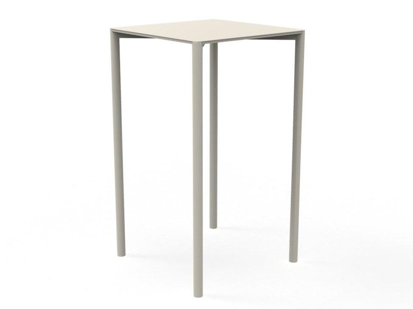 Square high table TROCADERO | High table by Talenti