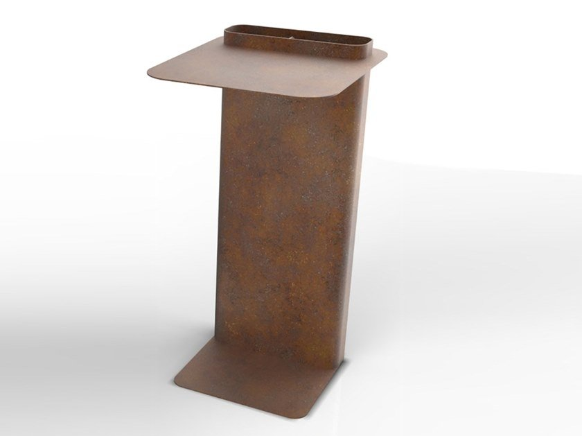 Corten™ high table DAD   High table by TrackDesign