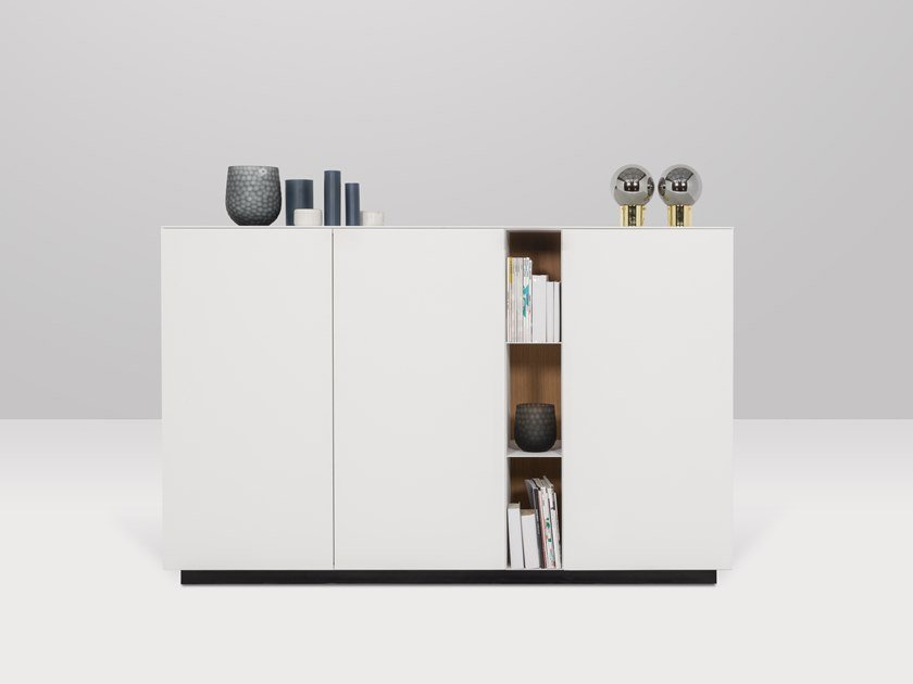 MDF highboard with doors HANNOVER   Highboard by Recor Home