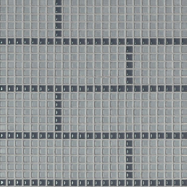 Outdoor indoor ceramic Mosaic HIGHLINE 002 by Appiani