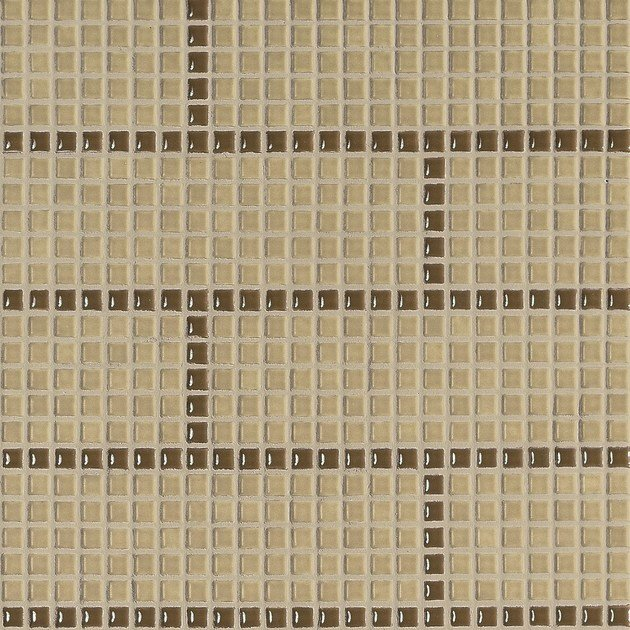 Outdoor indoor ceramic Mosaic HIGHLINE 004 by Appiani