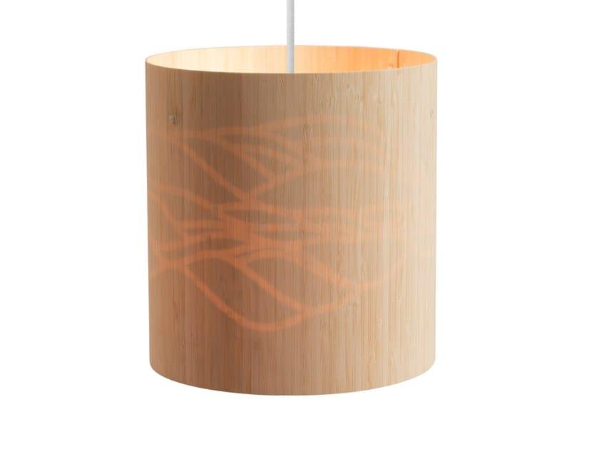 Direct light pendant lamp HILLS | Pendant lamp by David Trubridge