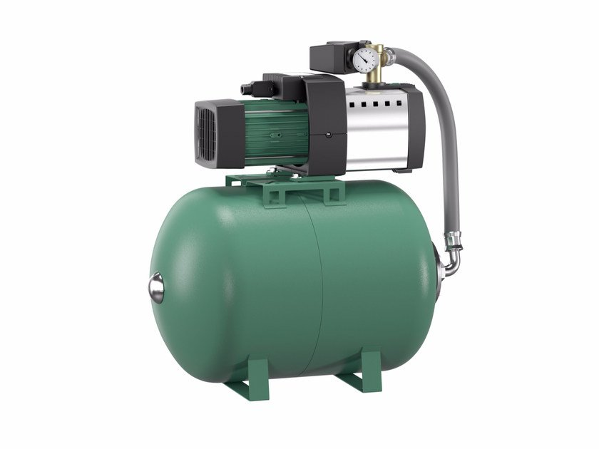 Pump and circulator for water system HIMULTI 3 H by WILO Italia