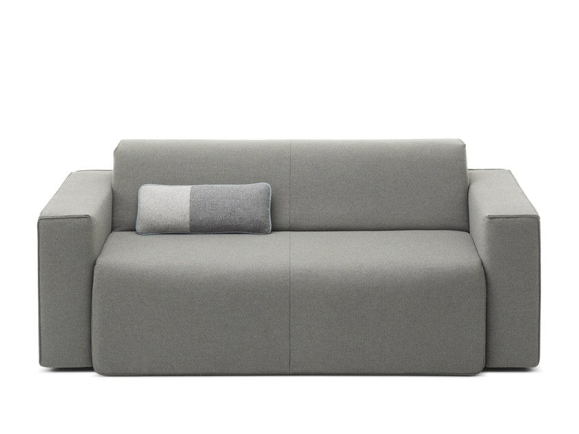 Fabric sofa bed HIPPO | Sofa bed by Extraform